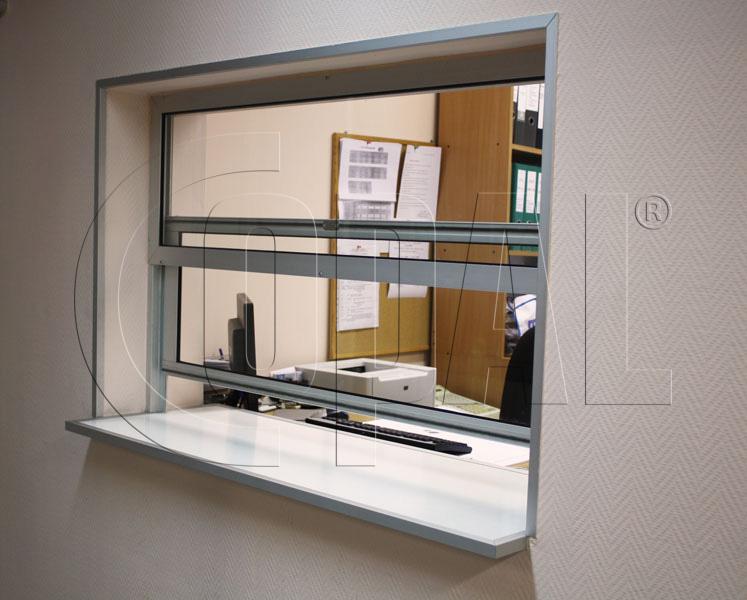 durchreichfenstern copal system