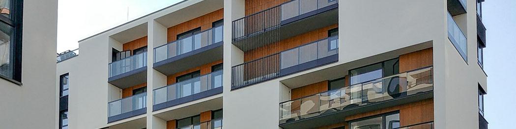 copal balkonverglasung gel nder systeme und fassadenplatten. Black Bedroom Furniture Sets. Home Design Ideas